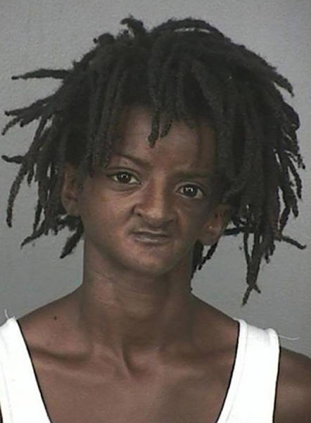 Mugshots Collect The Most Awkward Hairdos Ever (26 pics)