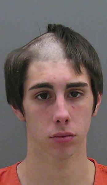 Mugshots Collect The Most Awkward Hairdos Ever (26 pics)