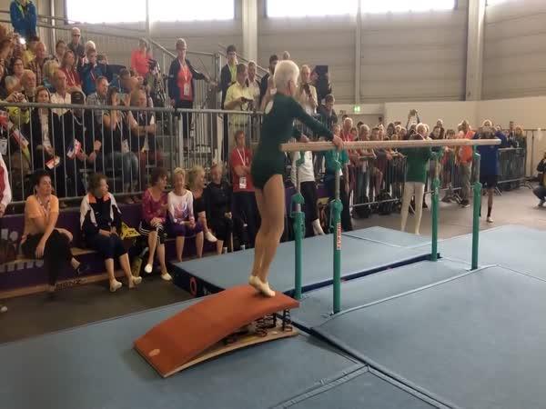 Old Gymnast