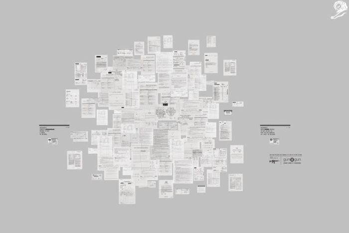These Printed Ads From Cannes Lions Are Modern Art (28 pics)