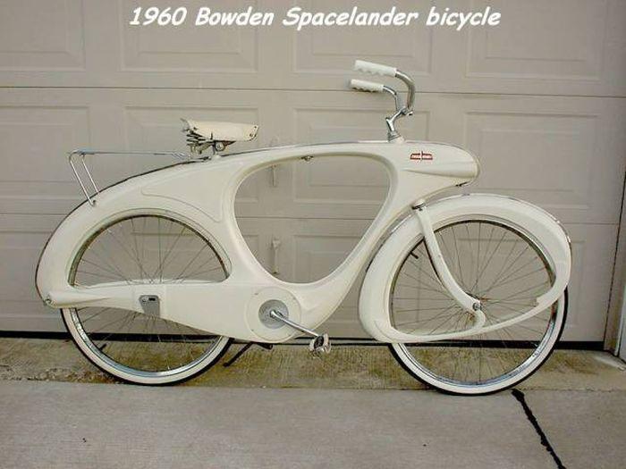 Смелый дизайн из 60-х