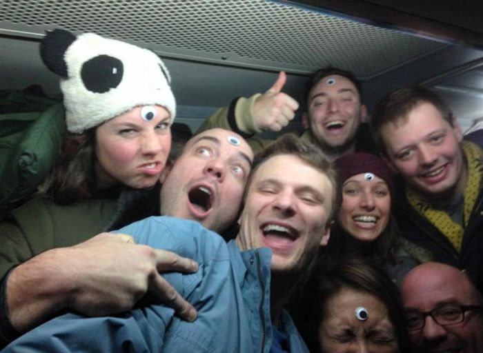Final Photos Of Otto Warmbier In North Korea Before He Was Jailed (12 pics)