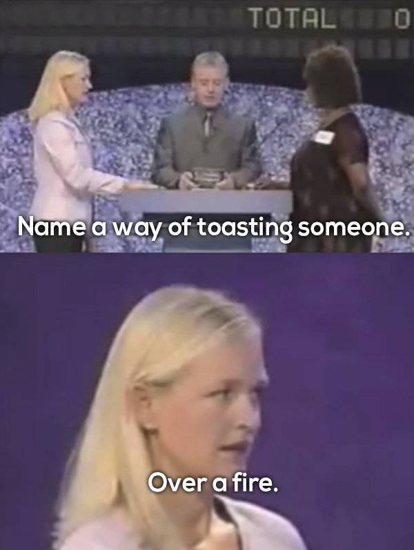Family Feud Is Full Of Sweet Fails (17 pics)