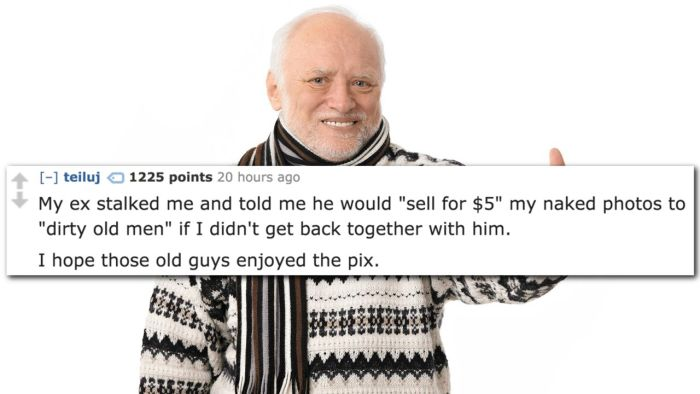 People Share Their Insane Blackmail Stories (14 pics)