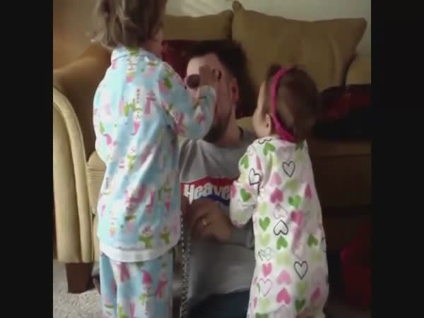 Good Father Reaction