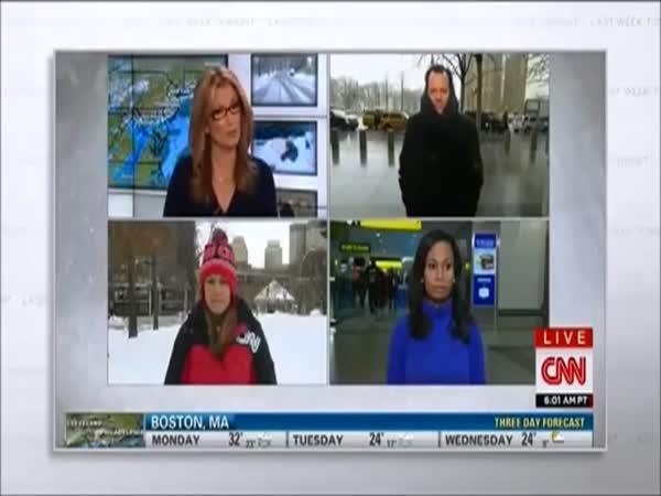 This CNN Weatherman Hates His Job His Life And Everyone Around Him