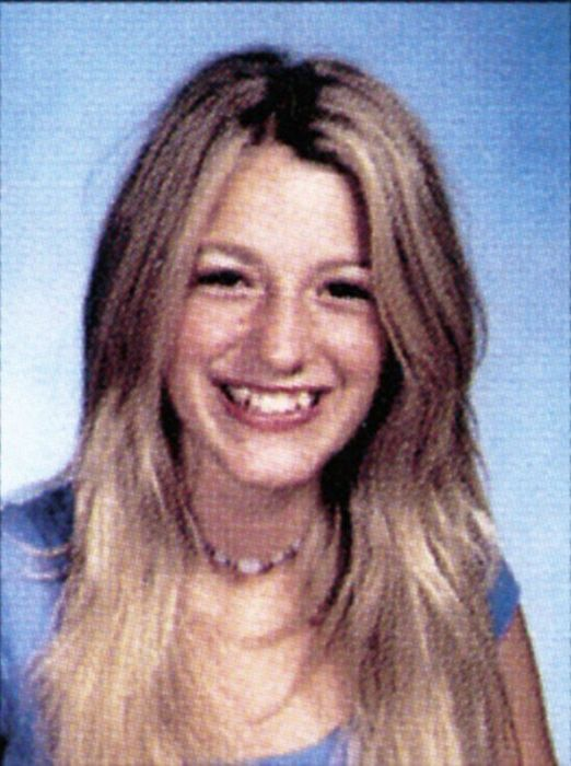 Celebs That Are Almost Unrecognizable In Their Yearbook Photos (41 pics)