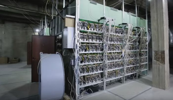 What The Largest Crypto Currency Farm In Russia Looks Like (10 pics)