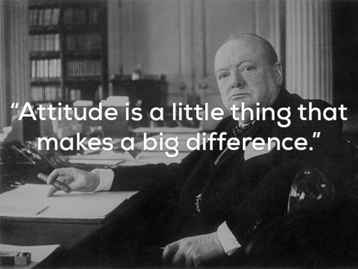 Sir Winston Churchill Was A Real Pro When It Came To Wise Words (19 pics)