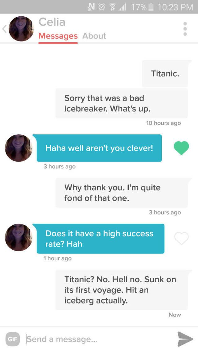 Tinder Is The Goldmine Of Terrible Pickup Puns (20 pics)