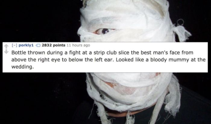People Reveal The Craziest Things They've Seen At A Bachelor Party (12 pics)