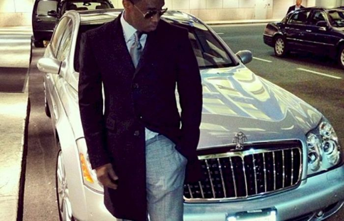 Diddy Has An Impressive Car Collection (12 pics)