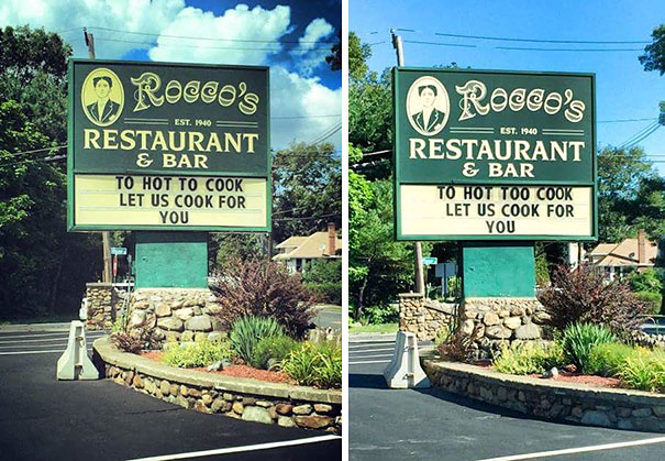 Restaurant And Bar Fails That Are Impossible To Ignore (30 pics)