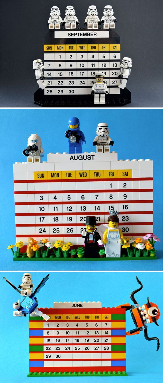 Really Cool Things You Can Do With Legos (32 pics)