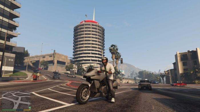 Comparing Grand Theft Auto's Los Santos To Los Angeles (40 pics)