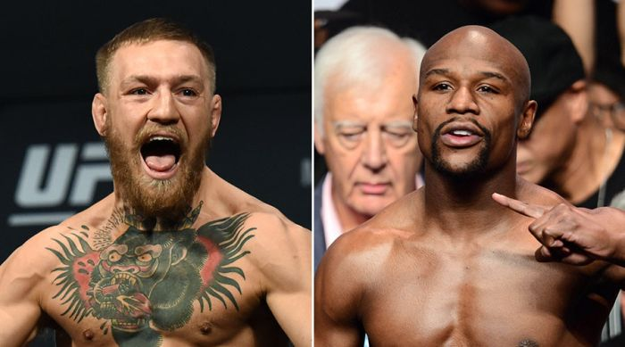 Here's How Much Money McGregor Vs Mayweather Is Expected To Make