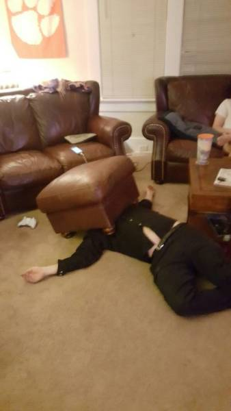 When Getting Drunk Goes So Wrong It's Right (34 pics)