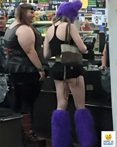 Walmart Is Like A Freak Show You Can Visit Whenever You Want (30 pics)