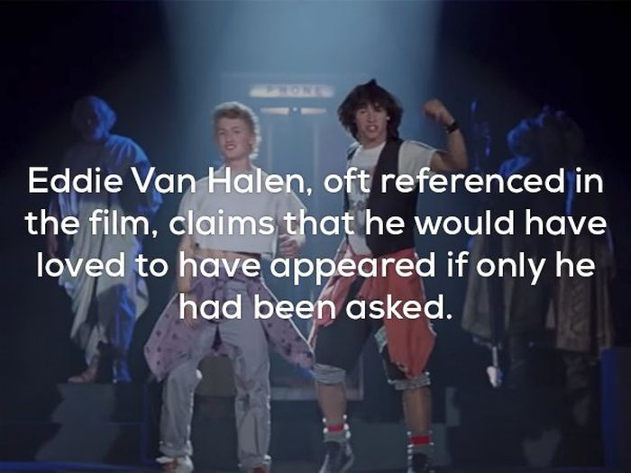 Totally Excellent Facts About Bill And Ted's Excellent Adventure (17 pics)