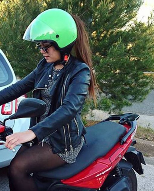 This Motorcycle Helmet Is Genius (3 pics)