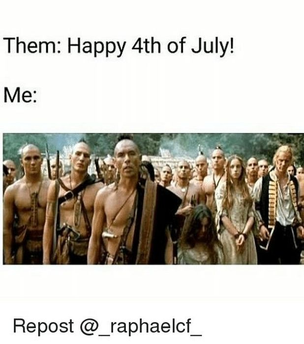 20 4th Of July Memes That'll Make You Scream For America (19 pics)