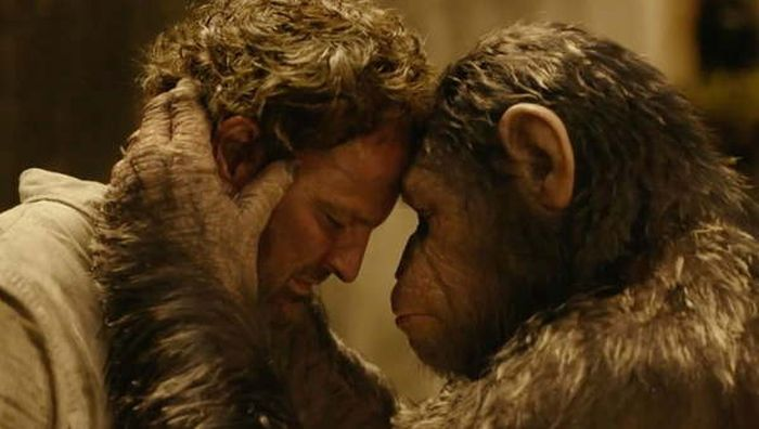 Dawn Of The Planet Of The Apes Behind The Scenes Photos (20 pics)