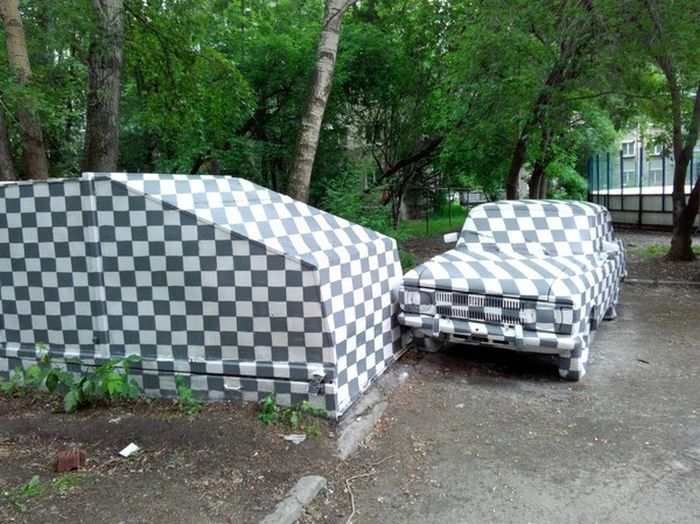 What Street Art Looks Like In Russia (3 pics)