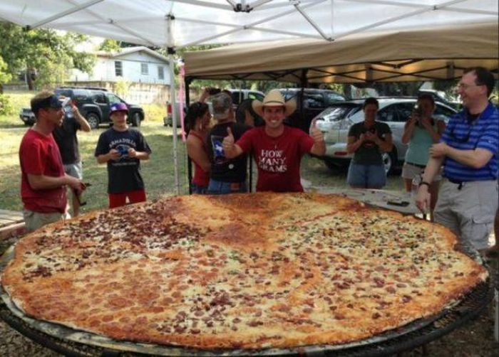 Texas Knows That Size Truly Does Matter (35 pics)