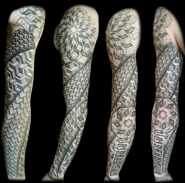 Beautiful Tattoos All Ink Lovers Will Appreciate (27 pics)