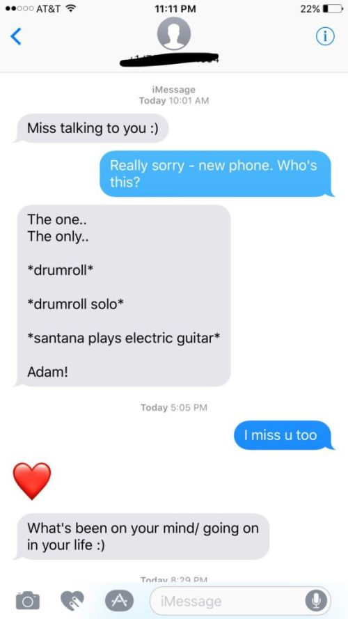 Lonely Bro Gets Trolled After Trying To Text His Ex (4 pics)