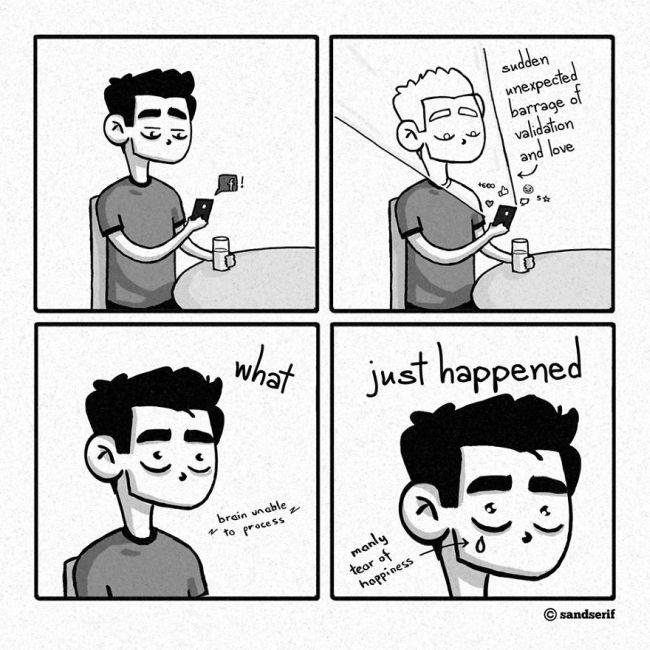 Funny Comics About Life With A Dark Sense Of Humor (13 pics)