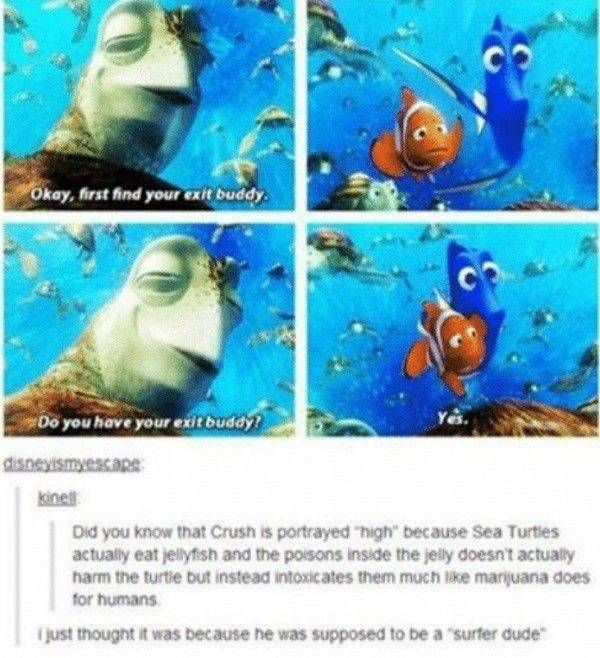 Tumblr Users Who Can't Stop Talking About Disney (25 pics)