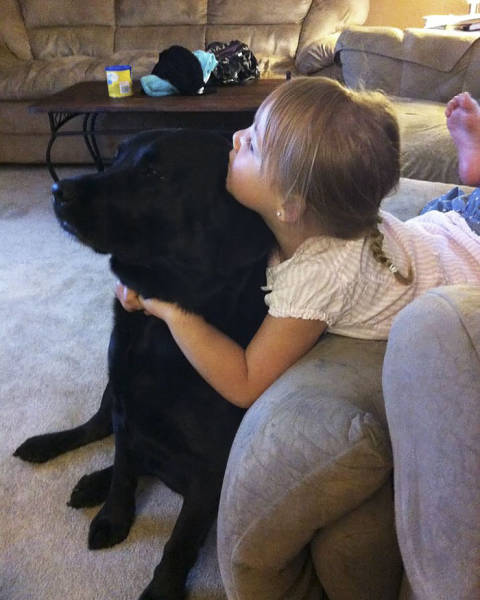 Mom Thought Having A Puppy With Kids Would Be Bad But She Was Wrong (11 pics)