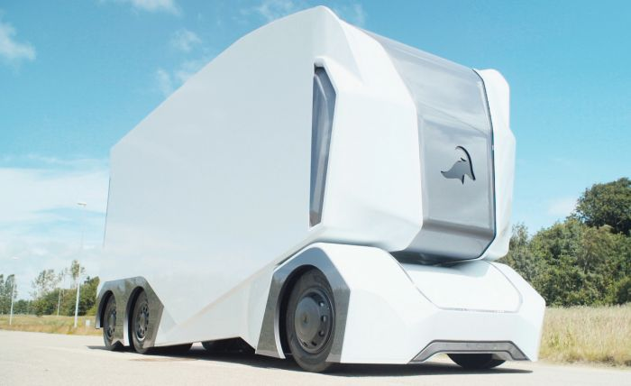 New T-Pod Self-Driving EV Gets A Prototype (5 pics)