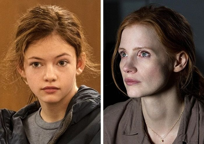 Famous Characters' Future Selves In Movies Compared To Real Life (28 pics)
