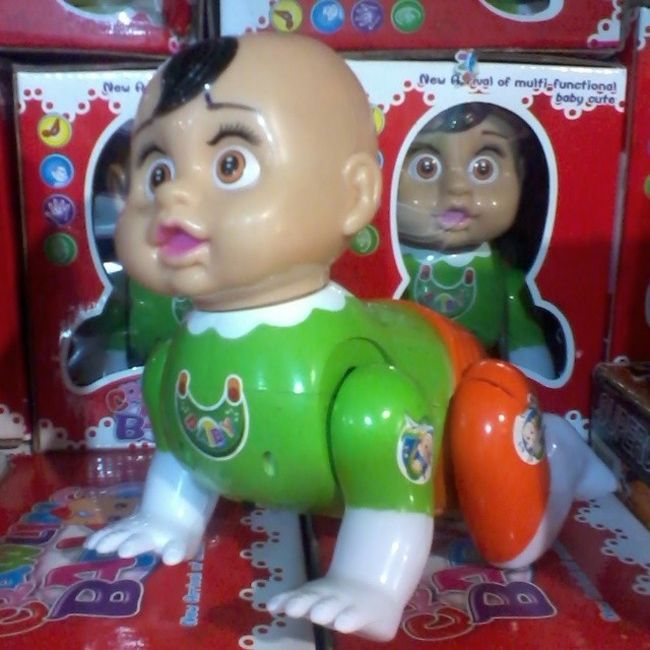 Weird Toys That Are Creepy And Terrifying (16 pics)