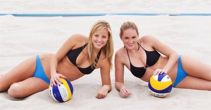 This Is Why Beach Volleyball Is Such A Sexy Sport (32 pics)