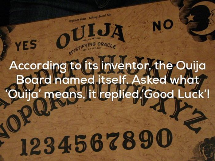 Creepy Facts That Will Give You The Coldest Of Chills (20 pics)