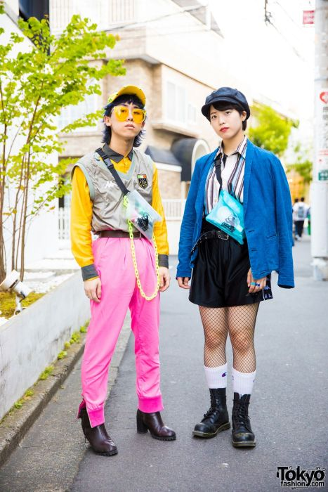 Fashion On The Streets Of Tokyo, Japan (35 pics)