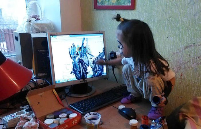 This Is Why You Never Ever Leave Your Kids Alone (40 pics)