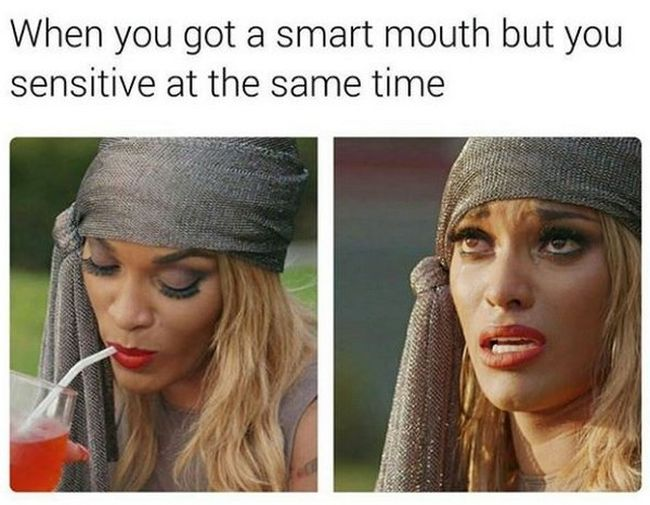 Hilarious Posts That Sum Up Sensitive People (12 pics)
