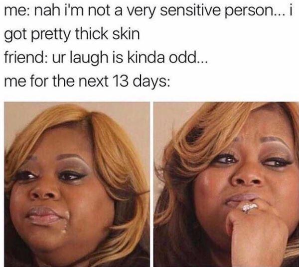 Hilarious Posts That Sum Up Sensitive People (12 pics)