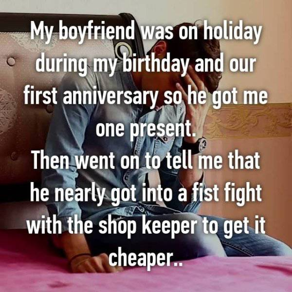 People Reveal The Worst Birthday Gifts They've Received (20 pics)