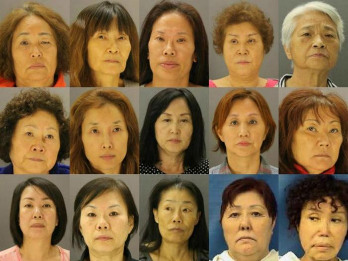 Police Bust Brothel With Women Aged Up To 73 (2 pics)