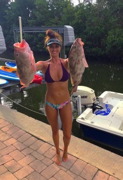 Fishing Is Extremely Hot Nowadays (30 pics)