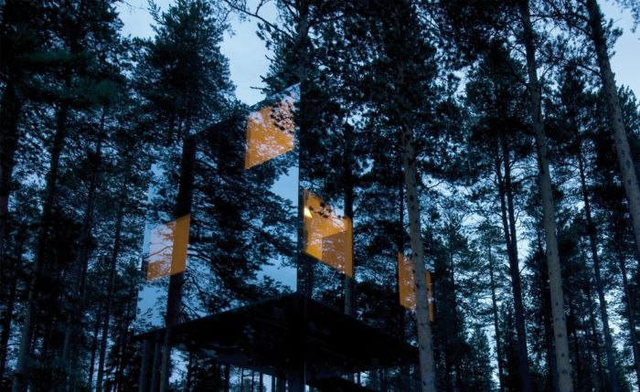 Hidden Houses For People Who Like Solitude (20 pics)