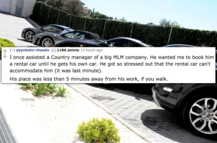 Employees Of Rich People Share Weird Things They've Seen (15 pics)