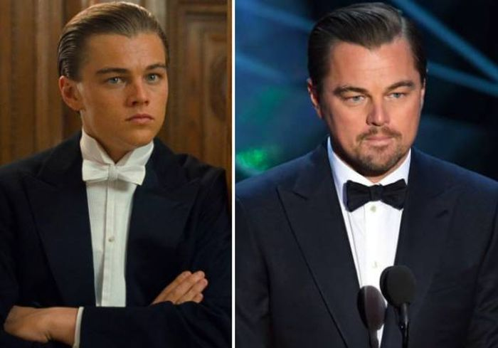 See What The Cast Of Titanic Looks Like Exactly 20 Years Later (12 pics)