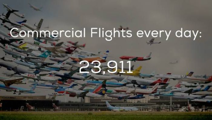 Every Interesting Fact You Need To Know About Air Travel (19 pics)