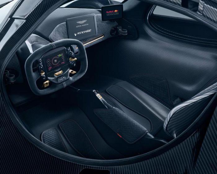The Aston Martin Valkyrie Hypercar Is Stunning (5 pics)